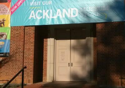 Ackland Store Banner
