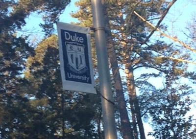 Duke Pole Banners