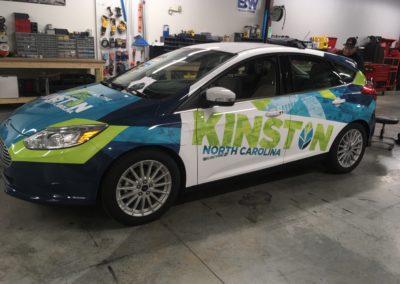 Kinston Car Wrap_1