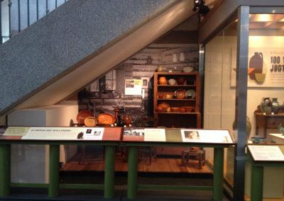 NC Museum History Jug Town Exhibit